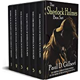 THE SHERLOCK HOLMES BOX SET six gripping crime mysteries inspired by the work of Sir Arthur Conan Doyle