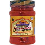 Rani Extra Hot Chilli Powder Indian Spice 3oz (85g) ~ All Natural, No Color Added, Gluten Free Ingredients   Vegan   Non-GMO