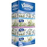 Kleenex Ultra Soft Facial Tissue 2 PLY, Garden, 150ct (Pack of 5)