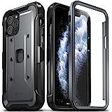 Vena vArmor PRO フルボディ保護ケース Apple iPhone 11 Pro (5.8インチ 2019)と互換性あり (ミリタリーグレード) 高耐久 頑丈なカバー スクリーンプロテクター内蔵 - スペースグレー