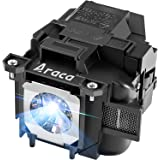 Araca ELPLP88 /V13H010L88 Replacement Projector Lamp with Housing for Epson EX7240 EX3240 EX9200 VS240 EB-X31 EX5240 TW5350 V