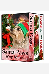 Paws and Claws for Christmas: A three-book boxed set Kindle Edition