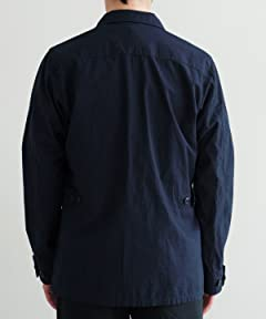Fatigue Jacket 3225-199-2097: Navy