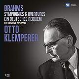 Brahms: Symphonies & Overtures / Ein Deutsches Requiem
