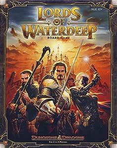 ウォーターディープの支配者たち(Lords of Waterdeep)
