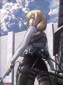 TVアニメ「進撃の巨人」 Season 3 第3巻 (初回限定版) [DVD]