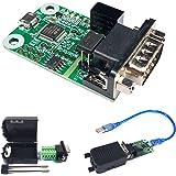 innomaker USB-CAN Analyzer USB to CAN Converter Module for Raspberry Pi Zero(W)/Pi3B+/PI4/Beaglebone/Tinker Board and Any Sin