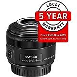 Canon 単焦点マクロレンズ EF-S35mm F2.8 マクロ IS STM APS-C対応