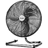 Dimplex DCFF40GBLK High Velocity Oscillating Floor Fan, Gunmetal