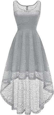 Homrain 50年代 ワンピース スイングワンピース 花火大会着用 結婚式 ワンピース Aライン ひざ丈 リボン付き パーティードレス 大きいサイズ