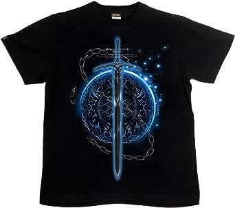 [GENJU] Tシャツ 剣 ソード 武器 ファンタジー 裏もデザイン有 メンズ キッズ