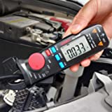 ACM92 Mini Clamp Meter AC DC Current 100 Amp Auto Range Digital Multimeter Frequency Tester Non-contact Voltage Detection