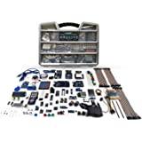 GAR Monster Starter Kit for Arduino Uno Mega Nano, Complete Set with ESP32, 25 Sensor Modules, Bluetooth WiFi Ethernet Wirele