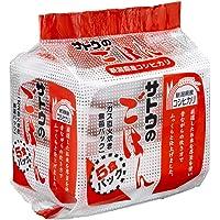 佐藤食品工業 サトウのごはん 新潟産コシヒカリ 5食パック(200g×5) ×4個