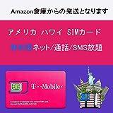 アメリカ SIMカード (10日間 高速データ通信無制限使い放題) T-mobile 高速データ通信使い放題 (通話とSMS、データ通信高速) T-Mobile 回線利用 USA ハワイ