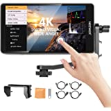 Neewer FW600 5.5-Inch Touch Screen Camera Field Monitor Full HD 1920x1080, 4K HDMI DC in/Output Waveform/Vector Scope/3D-LUT,