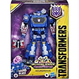 Transformers F0509 TRA CYBERVERSE DELUXE SOUNDWAVE