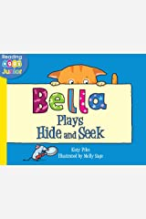 Bella Plays Hide and Seek: A Bella the Cat Book Kindle Edition