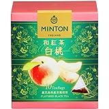 ミントン 和紅茶 白桃 10p ×3箱 ティーバッグ