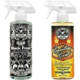 Chemical Guys AIR_302 Black Frost Scent and Stripper Scent Combo Pack (16 oz)