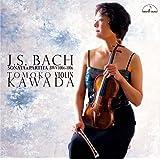 J.S. バッハ:無伴奏ヴァイオリン・ソナタとパルティータ BWV1004-1006