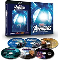 アベンジャーズ:4ムービー・アッセンブル [ブルーレイ+DVD+デジタルコピー+MovieNEXワールド] [Blu-r…