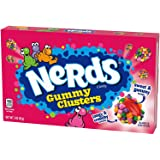 Nerds Gummy Clusters Rainbow Candy Theater Box 85g X 12 Pack