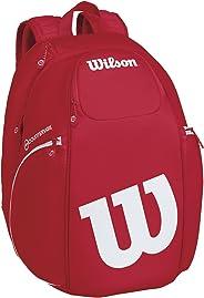 Wilson(ウイルソン) テニスバッグ VANCOUVER バンクーバー シリーズ [バックパック/ラケットバッグ (9本収納/15本収納)]
