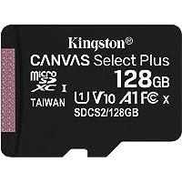 Kingston microSD 128GB 最大100MB/s UHS-I V10 A1 Nintendo Switc…