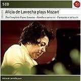 Alicia de Larrocha Plays Mozart Piano Sonatas, Fantasias and Rondos (Sony Classical Masters)