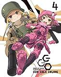 ソードアート・オンライン オルタナティブ ガンゲイル・オンライン 4(完全生産限定版) [DVD]