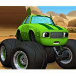 Blaze and the Monster Machines Android(960×800)待ち受け The Team Truck Challenge