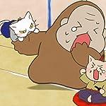 ねこねこ日本史 iPad壁紙 「パパは忍者、服部半蔵!」