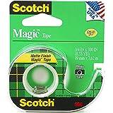 Scotch 3105 3/4 x 300 Scotch Magic Tape 3 Pack