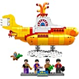 Lego Ideas 21306 Yellow Submarine Building Kit