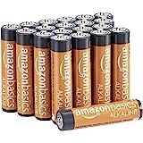 Amazonベーシック 乾電池 単4形 アルカリ 20個セット