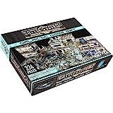 Galactic Core Set - 28mm Space Terrain - Board Game - Neoprene Gaming Mat - Modular 3D Terrain - Wargaming - Battle Systems B