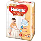 Huggies Gold Large Pants, 44 count