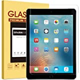 iPad Pro 9.7 Screen Protector [.3mm / 2.5D] [Tempered Glass], SPARIN Ultra Clear High Definition Tempered Glass Screen Protec