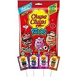 Chupa Chups Faces Bags, 5 Bags x 35 Lollipops