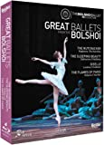 Great Ballets From the Bolshoi [Blu-ray]