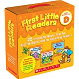 First Little Readers: Guided Reading Level D (Parent Pack): 25 Irresistible Books That Are Just the Right Level for Beginning