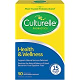 Culturelle Pro-Well Daily Probiotic Supplement - Immune Support - With the proven effective Probiotic - 15 Billion CFU - 50 V