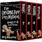 The Christmas River Cozy Mysteries Box Set: Books 7-9 (The Christmas River Cozy Mystery Box Sets Book 3)