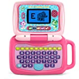 LeapFrog 80-600958 2-in-1 Leaptop Touch, Frustration Free Packaging, Pink