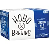 HOBO Brewing Session Ale, Session Ale, 375 ml (Pack of 6)