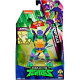 Rise of The Teenage Mutant Ninja Turtle Donatello Side Flip Ninja Attack Deluxe Figure