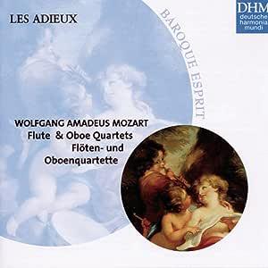 Flute Quartets: Oboe Quartets
