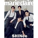 表紙:SHINEE 団体/Marie Claire(マリ・クレール)8月号A型2021年【10点構成】/韓国雑誌/韓国歌手/k-pop/K-POP/シャイニー/表紙5種構成