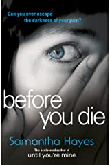 Before You Die Kindle Edition